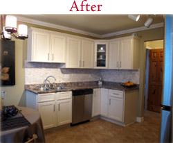 jennifer allan interiors.ca offers kitchen cabinet refacing